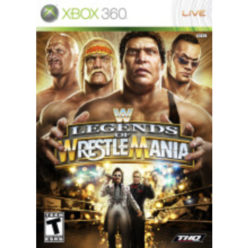 WWE Legends of Wrestlemania [Pre-Owned]