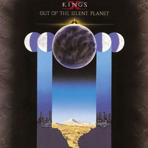 Out of the Silent Planet [CD]
