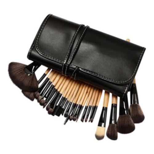 Shany Urban Gal 15-piece Vegan Makeup Brush Travel Kit