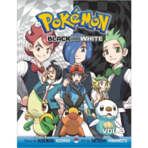 Pokemon Black and White, Volume 3