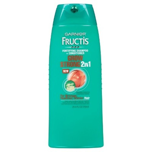 Garnier Fructis Grow Strong 2in1 Shampoo + Conditioner