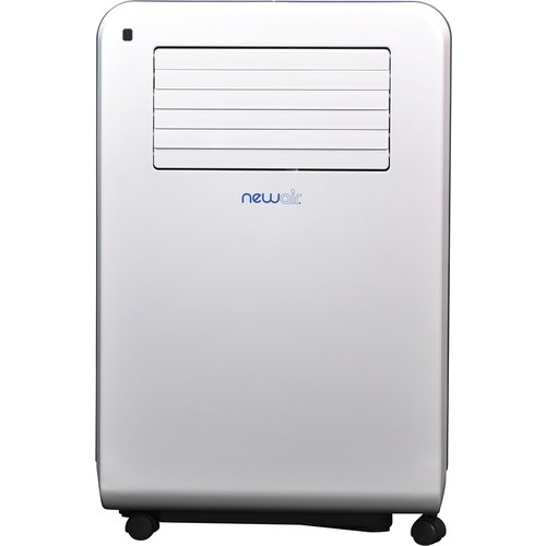Air - 12,000 BTU Portable Air Conditioner - White