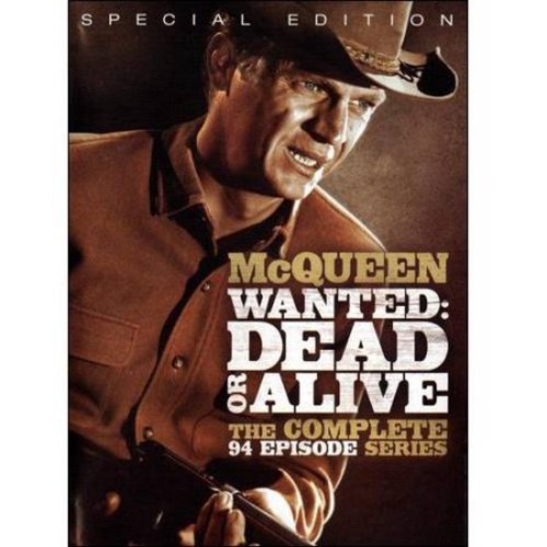 Wanted: Dead or Alive - The Complete 94 Episode Series [12 Discs]