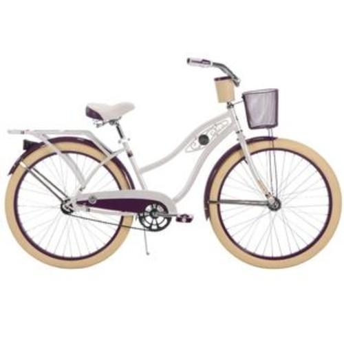 Huffy Womens 26 inch Deluxe Cruiser Bike