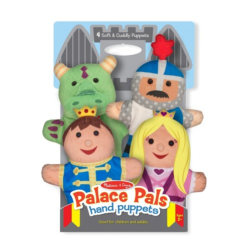 Melissa & Doug Toys Palace Pals Hand Puppets