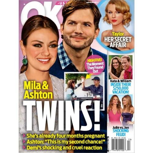 OK! 1 Year Magazine Subscription