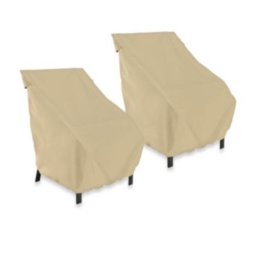 Classic Accessories Terrazzo Patio Chair Cover in Standard