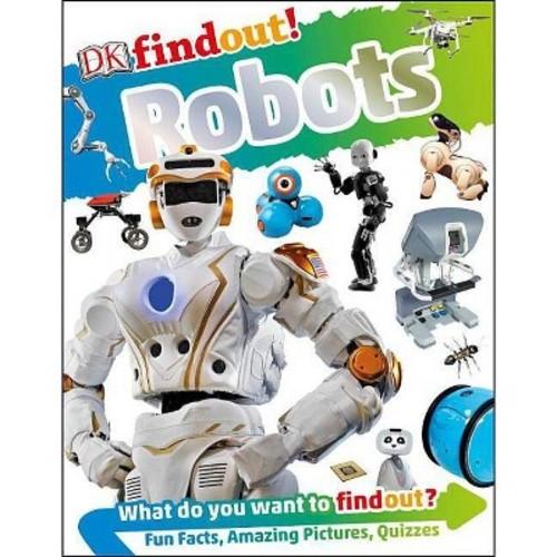 DK Findout! Robots (Paperback)