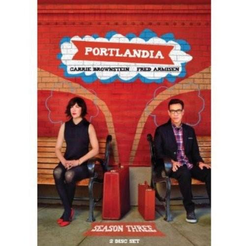 Portlandia: Season Three [DVD]