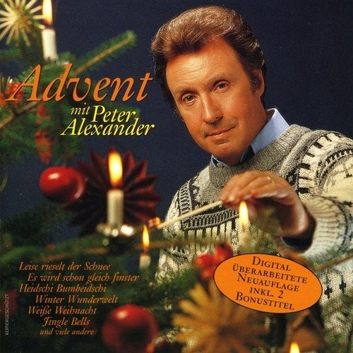 Advent mit Peter Alexander [CD]