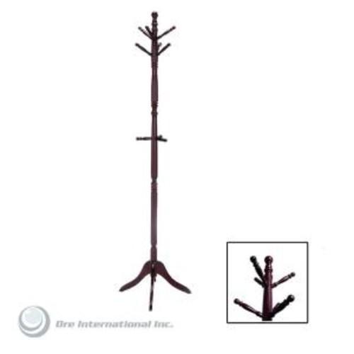 Home Decorators Collection Cherry 9-Hook Coat Rack