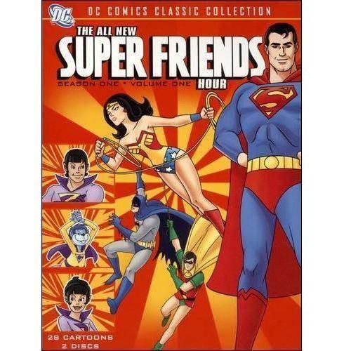 The All  New Super Friends Hour: Season 1, Vol. 1