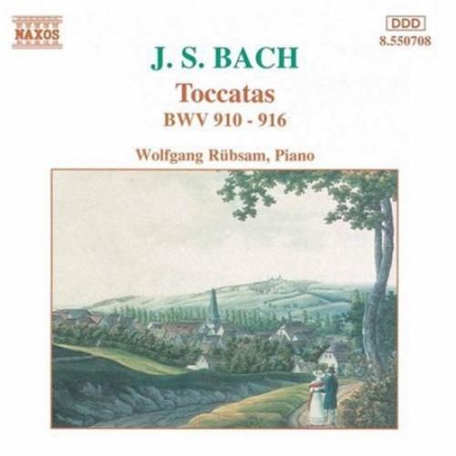 Bach: Tocc...