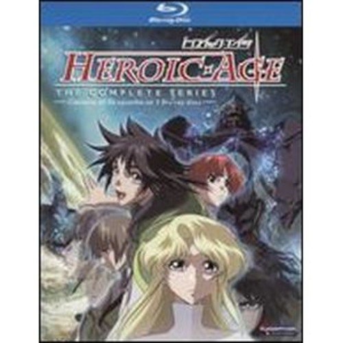 Heroic Age: The Complete Series [3 Discs] [Blu-ray]