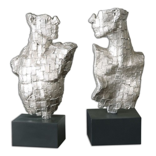 Eros Sculpture 2-piece Set