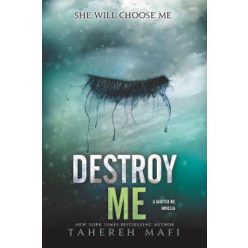 Destroy Me (Shatter Me Series)