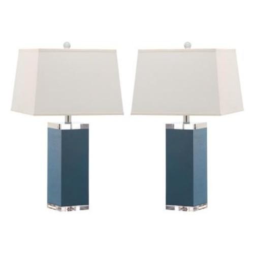 Safavieh 2-piece Deco Table Lamp Set