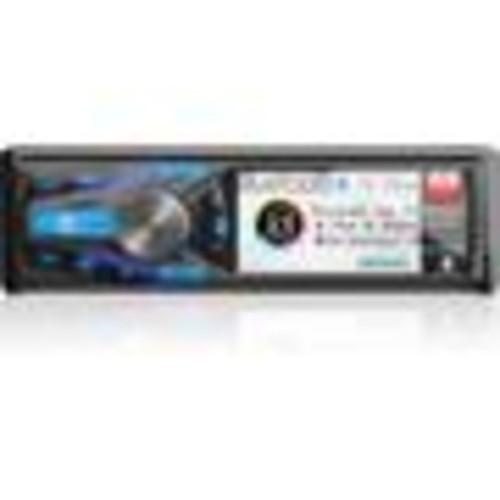 NavAtlas NA605BT Powersports/marine digital media receiver with built-in Class D amp (55 watts RMS x 4)