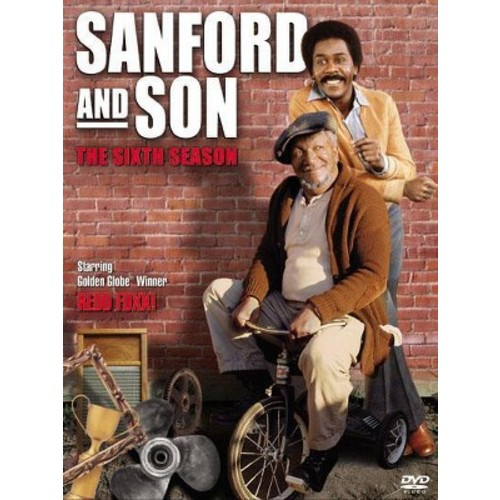 Sanford and Son: The Complete Sixth Season [3 Discs]