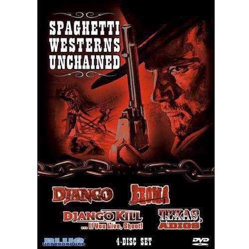 Spaghetti Westerns Unchained Set