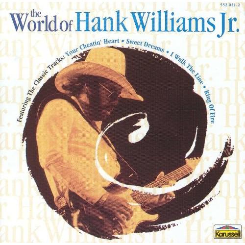 World Of Hank Williams Jr [CD]