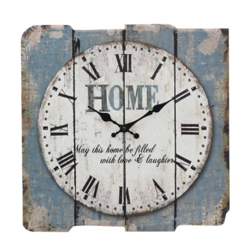 MDF Wall Clock 16 x 16 - Stonebriar Collection