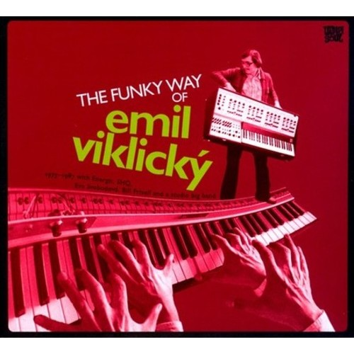 The Funky Way of Emil Viklicky [CD]