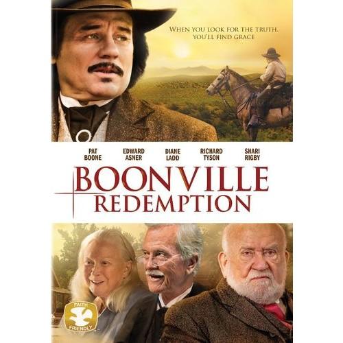 Boonville Redemption [DVD] [2016]