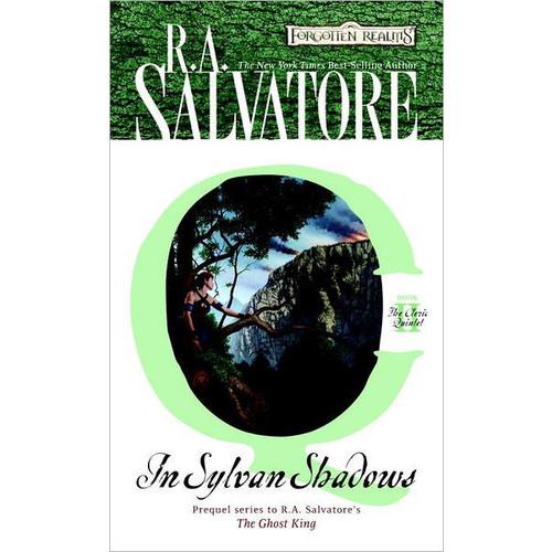 In Sylvan Shadows: The Cleric Quintet, Book II
