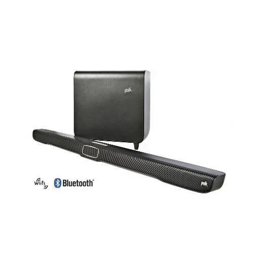 Polk Audio Omni SB1 Plus Premium Home Theater Sound Bar with Wireless Subwoofer SB1 PLUS