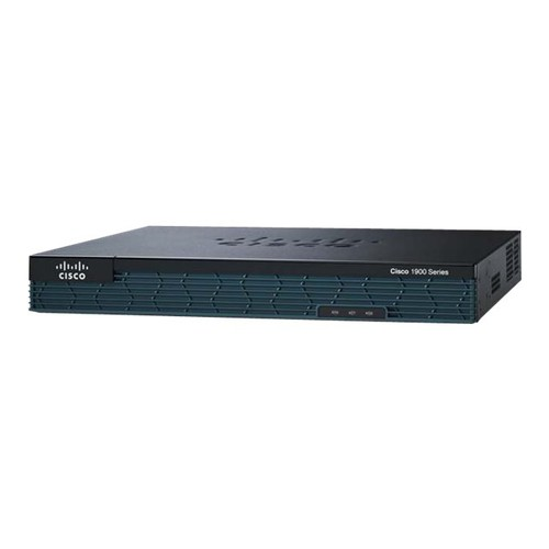 Cisco 1921 - router - desktop rack-mountable