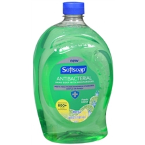 Softsoap Antibacterial Liquid Hand Soap with Moisturizers Refill Fresh Citrus