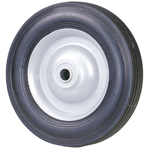 Marathon 8 in. Dia. Wheelbarrow Tire 225 lb. Rubber(00432)