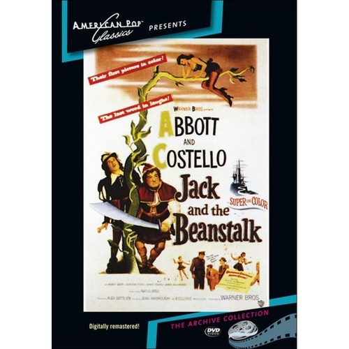 Jack and the Beanstalk [DVD] [1952]