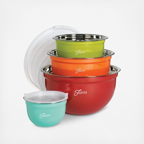 8-Piece Mixing Bowl Set