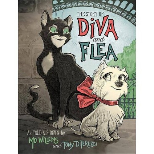 The Story of Diva and Flea (Hardcover)
