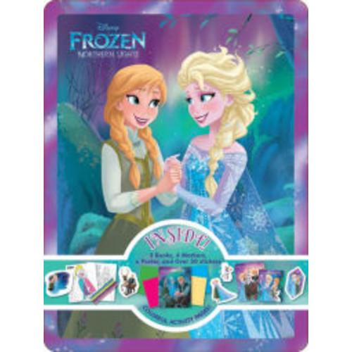 Disney Frozen Northern Lights Collectors Tin