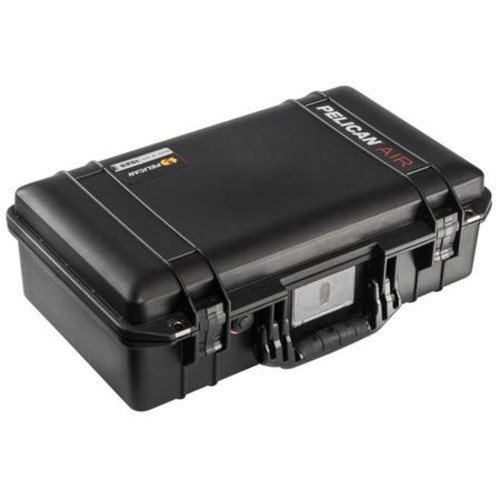 Pelican 1525 Air Case with Foam, Black - With $50 Gift Certificate