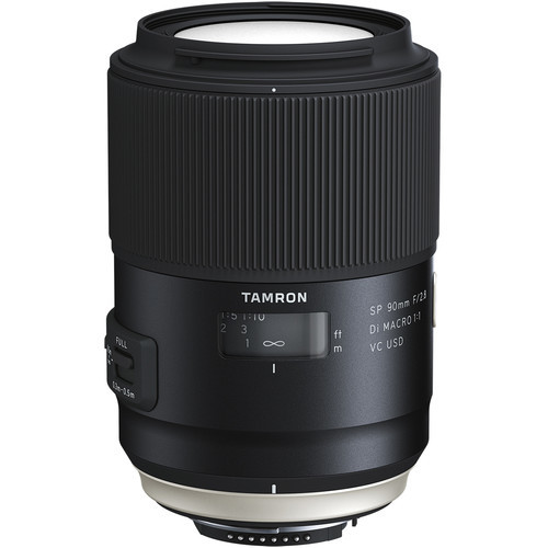 SP 90mm f/2.8 Di Macro 1:1 VC USD Lens for Nikon F