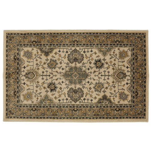 Mohawk Home Madison Pinnacle Area Rug (3'6 x 5'6) [option : Granite]