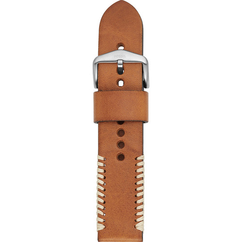 Fossil Leather Watch Strap - Tan