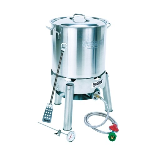 Bayou Classic Liquid Propane-LP 1 Brewing Starter Kit with Burner(800-130)