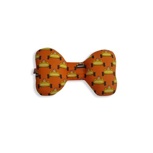 Orange Stroller Pillow