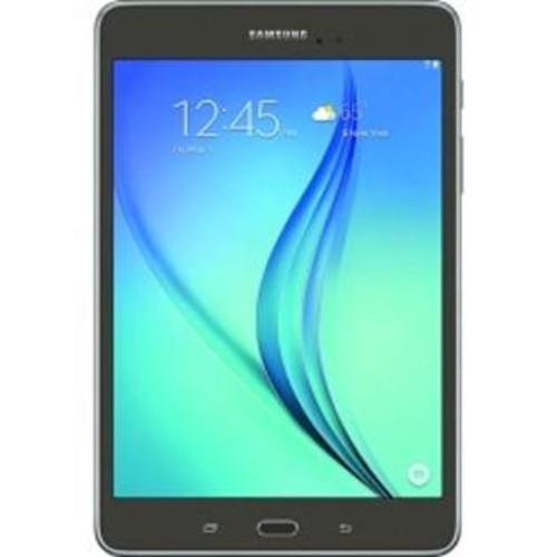 Samsung Galaxy Tab A SMT350NZAAXAR 8Inch Tablet (16 GB, Smoky Titanium)