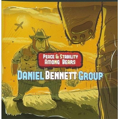 Peace & Stability Among Bears [CD]