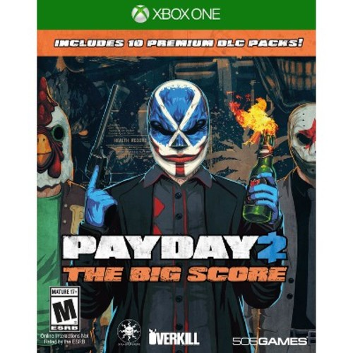 Payday 2: The Big Score PREOWNED - Xbox One