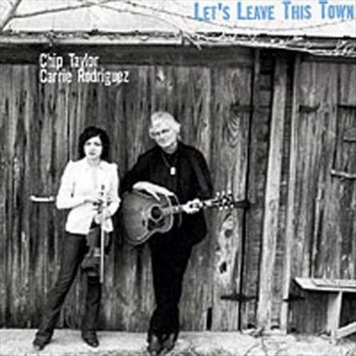 Let's Leave This Town [CD]