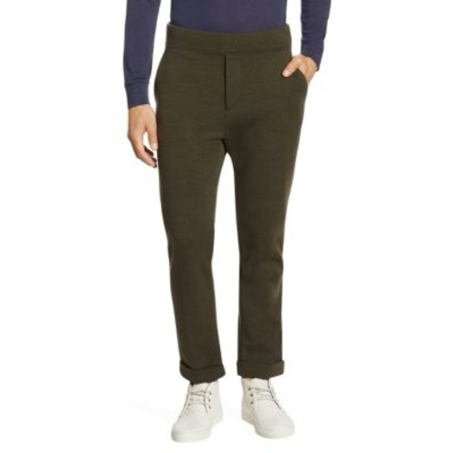 RALPH LAUREN Purple Label Tailored Knit Track Pants