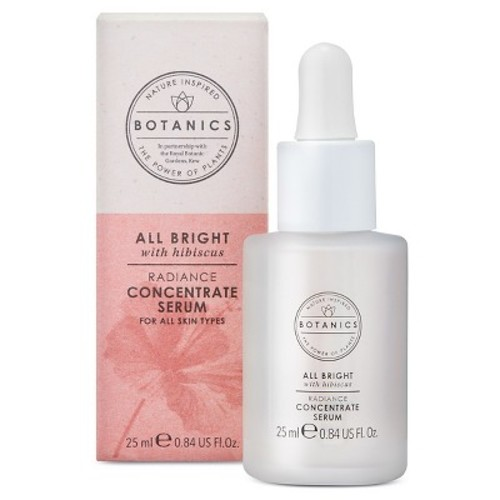 Botanics All Bright Radiance Concentrate Serum - 1oz