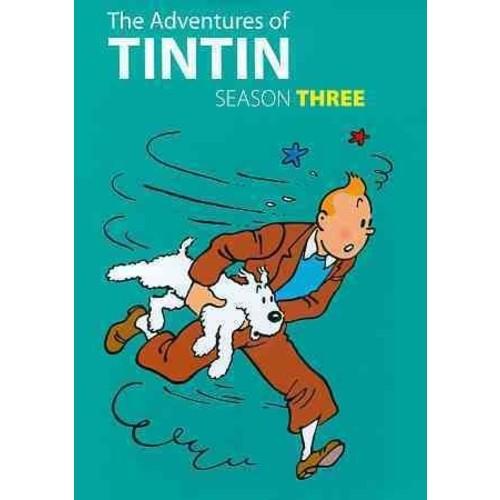 The Adventures Of Tintin: Season Three (DVD)